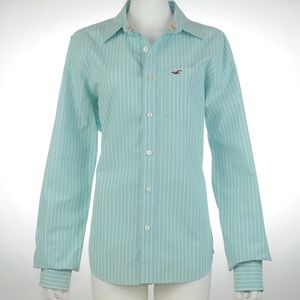 Hollister - Long Sleeve Button up - Size L